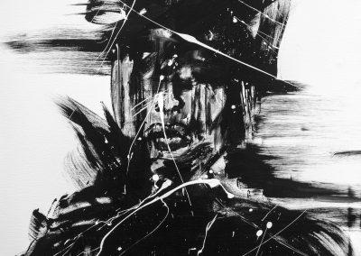 Therese Wahlgren Giclée/Litografi What i feel inside